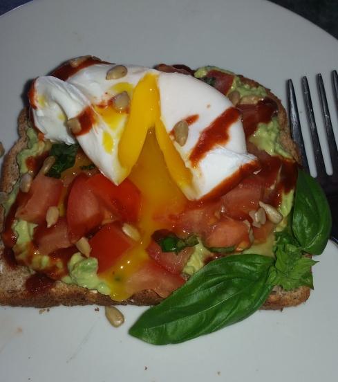 #FoodFocus – The Amazing Avocado – Avocado Toast – FocusOnFood